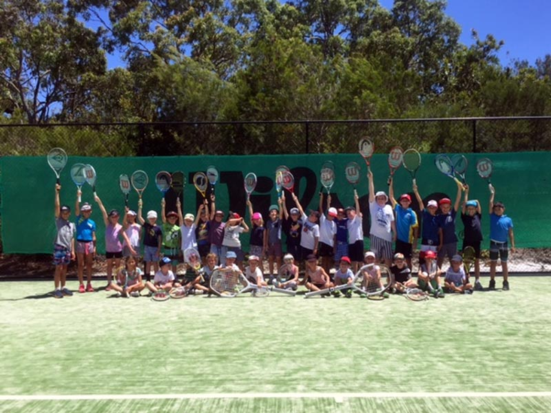 noosa tennis holiday clinics