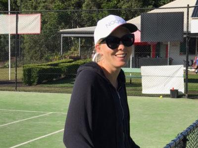 Tennis Coach Georgia