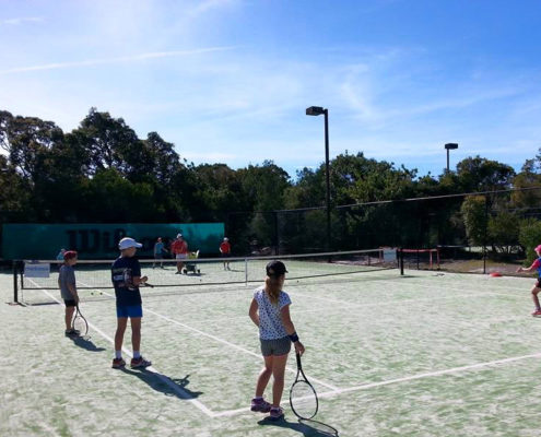 noosa tennis holiday programs