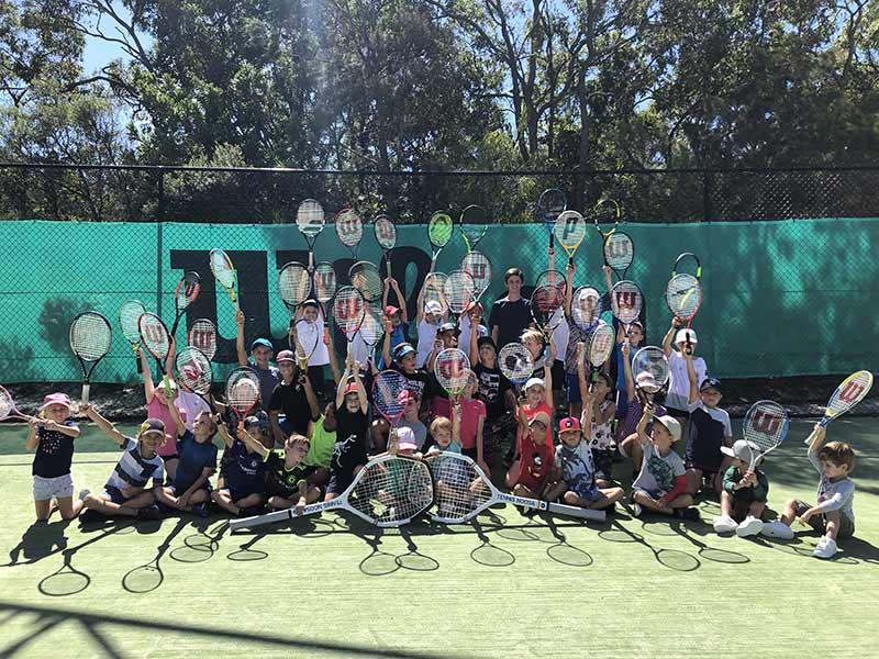 tennis holiday clinics